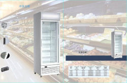 Apex Upright Freezer