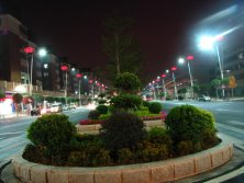 LED Street light in Guangzhou China