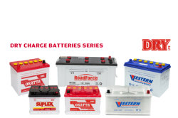 Dry Charge Automotive Battery Series