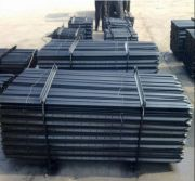 Black Bitumen Coated Y Star Picket for Australia Market