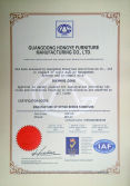 ISO9001-Quality management system certification