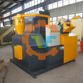 JLF-400 Scrap copper cable recycling machine