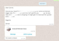 Client′s Feedback From Kazakhstan