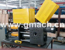 Large capacity continuous screen changer