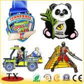 Kinds of badges and medals and keychains and PVC for promotional products