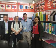 Thank you visited our booth in the 125th Canton Fair