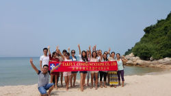 2015 TAKFLY COMMUNICATIONS CO.,LTD Training Camp Activities