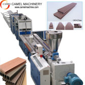 wpc decking machine