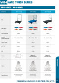 FOSHAN HAOLUN CATALOGUE-PLATFORM CART