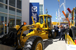 XCMG Las Vegas engineering machinery exhibition