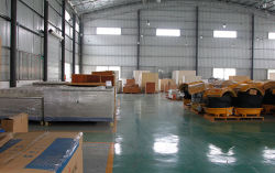 Koller finished products warehouse