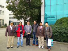 Customers from Bangladesh visit Dongfang