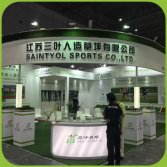 2014 DOMOTEX FAIR IN SHANGHAI