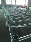 conveyor roller steel bracket