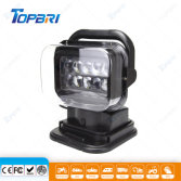 7inch 50W Cree Portable Remote Control LED Work Search Light