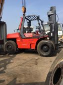 TOYOTA FORKLIFT LOADED by 40HC