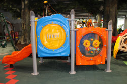 Toddler playground equipment