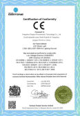 CE Certificate of Led street light