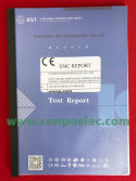 EMC Test Report for Solar Charger Controller