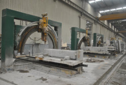 Curved Cutting Machine