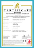 CE certification for porcelain terminal blobk