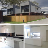 Austrain Brisbane Town House Project