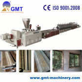 PVC marble strip extrusion line