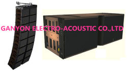 K1 Dual 15 Inch 3 Way Line Array Loudspeaker for Outdoor Stage Show
