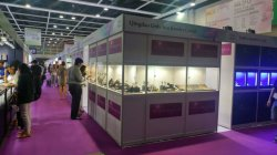 HongKong Jewelry Show in China Mainland Section