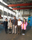 Indian clients in DONGFANG workshop