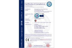 Checkweigher CE Certification