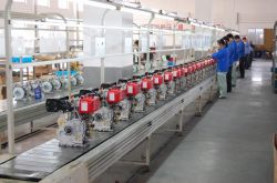Engine Production Line