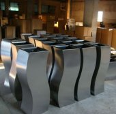 stainless steel factory