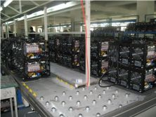 inverter machine assembly line
