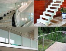 Balustrade Glass