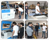 Laser engraving machine also be perfect!