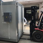 Delivery of Electric Powder Curing Oven