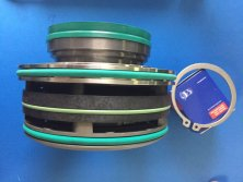Flygt pump seals, mechanical seal, metal bellow seal