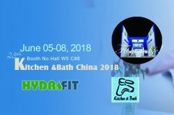 Kitchen &Bath China 2018