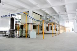 Omni power coated production line