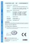 CE for labeling machine