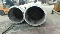 condenser cooling device for oil distillation and pyrolysisi machine