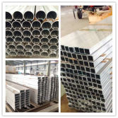 Aluminum Profile for 6063 7075 8011 3003