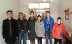 The first Edu-Aid Project of Longxiang Electrical Hand-in- Hand Love Association officially started.
