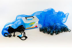 Blue Mono Fishing Cast Net