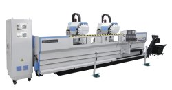 double head machining center