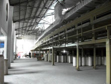 Coating line shop