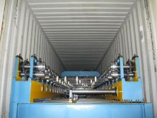 ZYYX500-1180 Line Roll Forming machine delivery to Kuwait