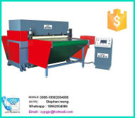 conveyor belt feeding CNC die cutting machine