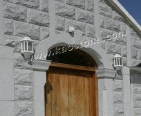 G603 Granite arch door stone project